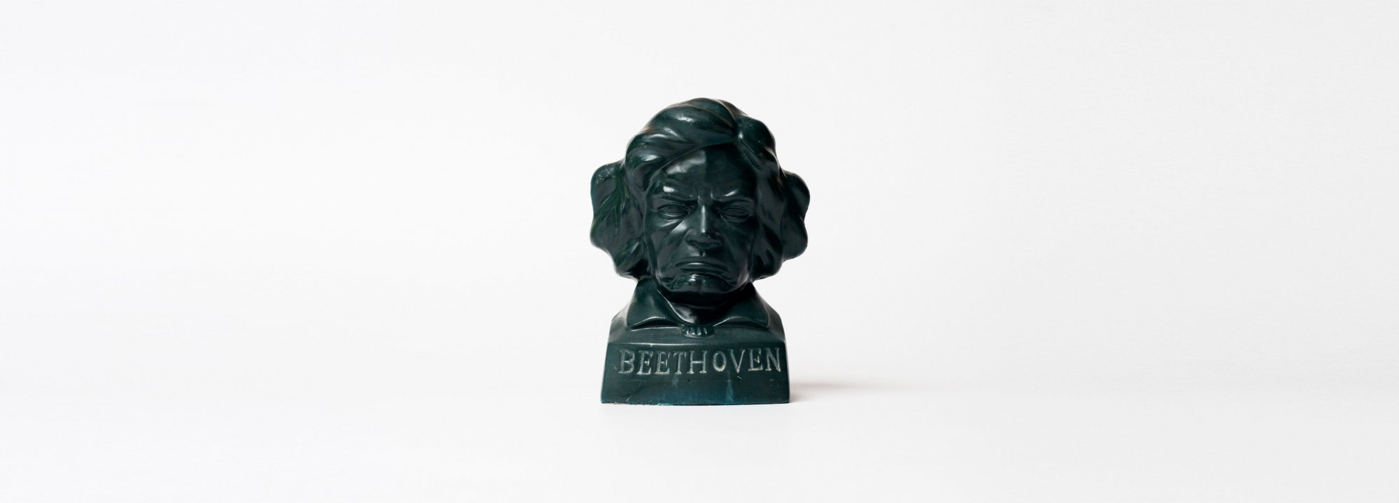Vintage Object : Beethoven Doll