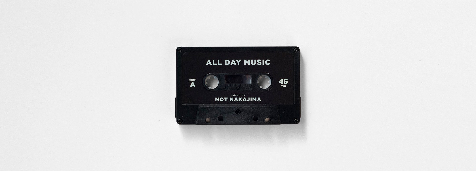 "【BROS限定】DL Mix ""ALL DAY MUSIC #6"" Mixed by NOT NAKAJIMA"