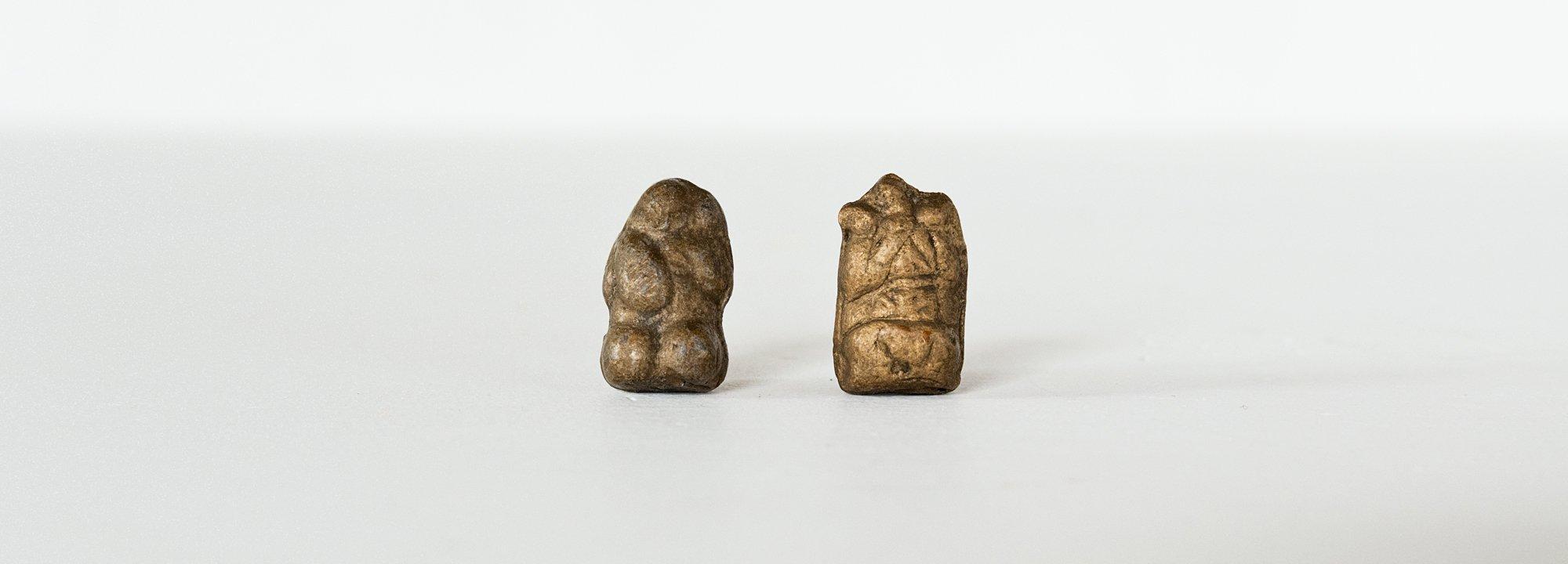 Vintage Object : Ebisu & Daikoku