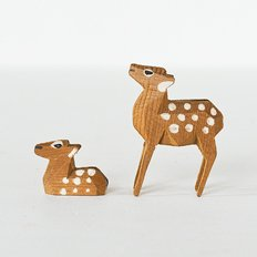 Vintage Object : Wooden Deer<img class='new_mark_img2' src='//img.shop-pro.jp/img/new/icons5.gif' style='border:none;display:inline;margin:0px;padding:0px;width:auto;' />
