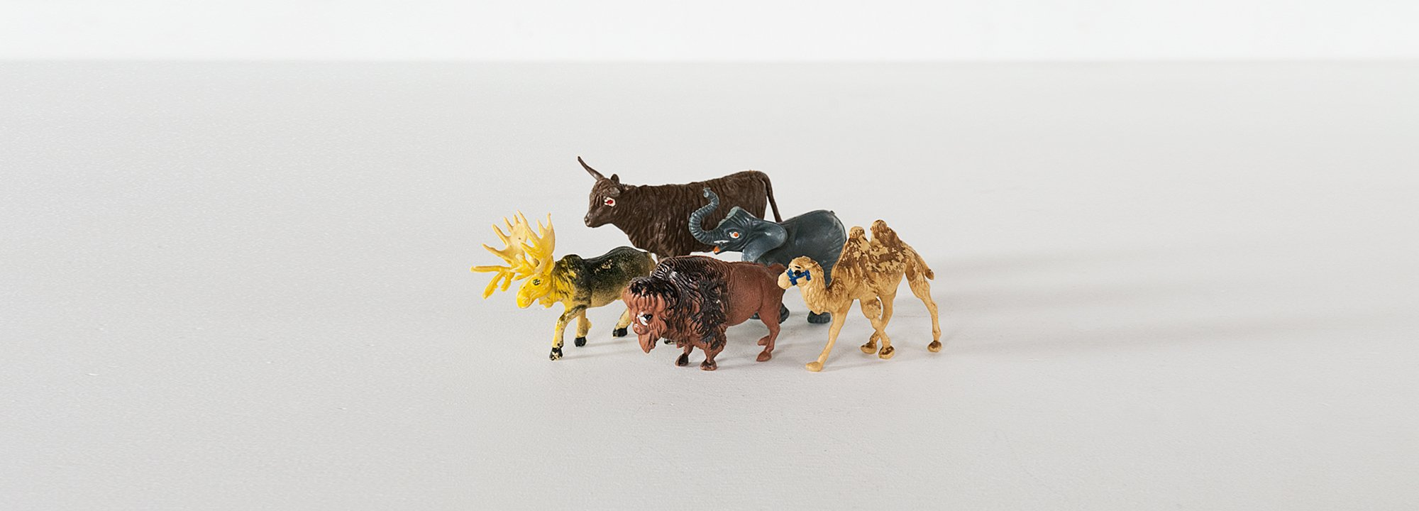 Vintage Object : Small Animals