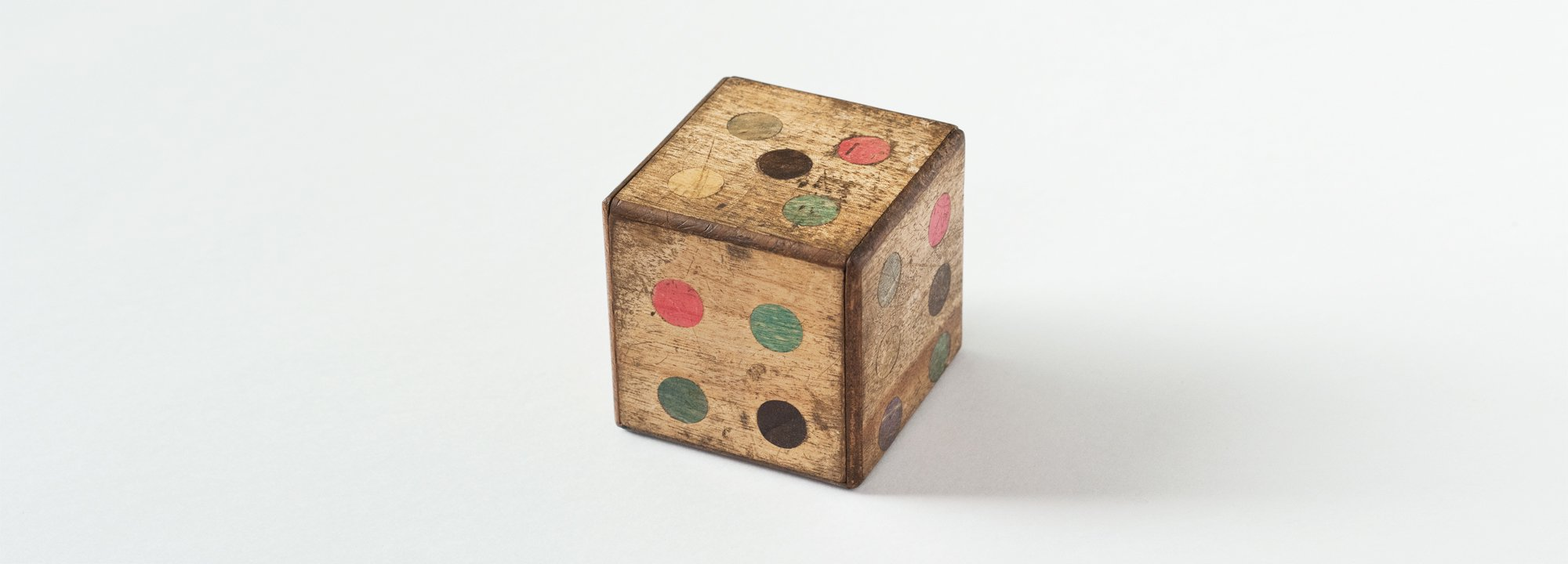 Vintage Object : Wooden Box