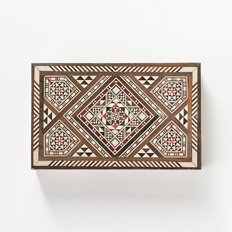 Vintage Object : Syrian Wooden Box<img class='new_mark_img2' src='//img.shop-pro.jp/img/new/icons5.gif' style='border:none;display:inline;margin:0px;padding:0px;width:auto;' />