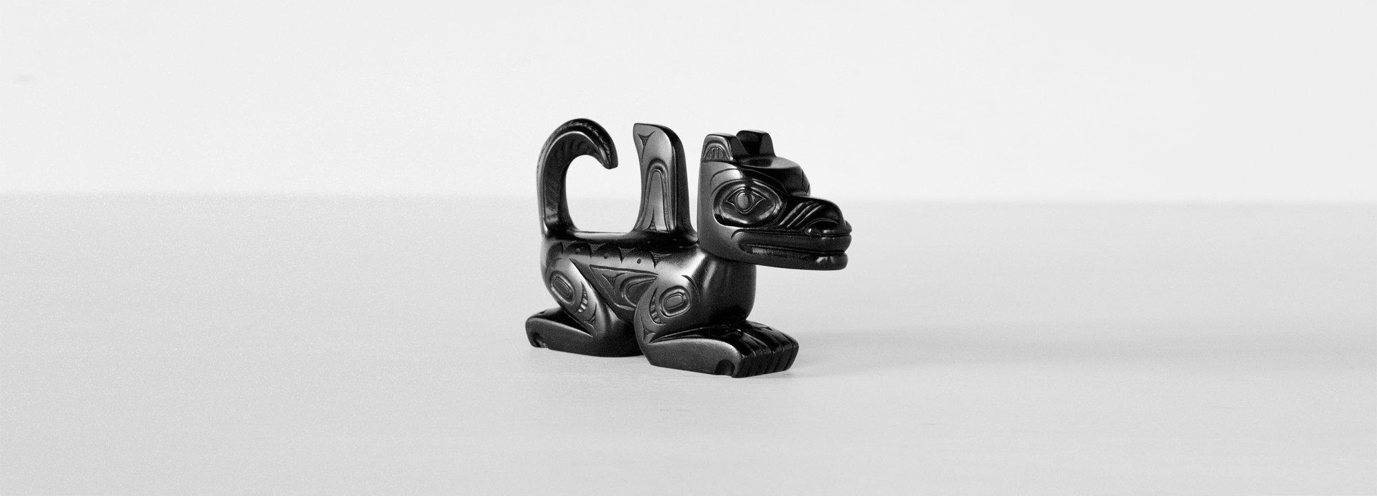 Vintage Object : Canadian Folkart