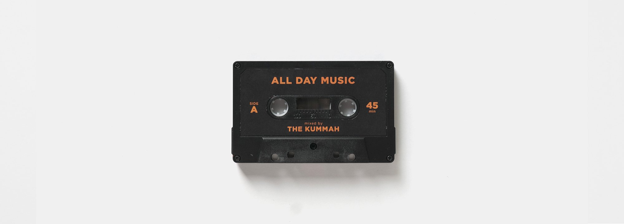 ALL DAY MUSIC #7 - Mixed by THE KUMMAH