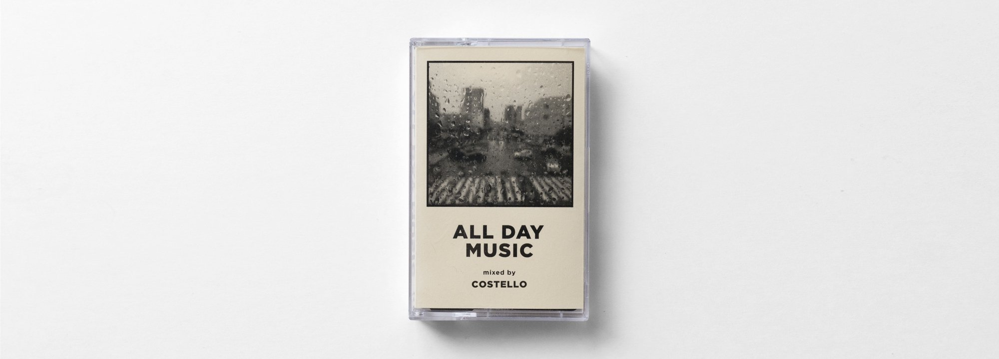 ALL DAY MUSIC #8 - Mixed by COSTELLO