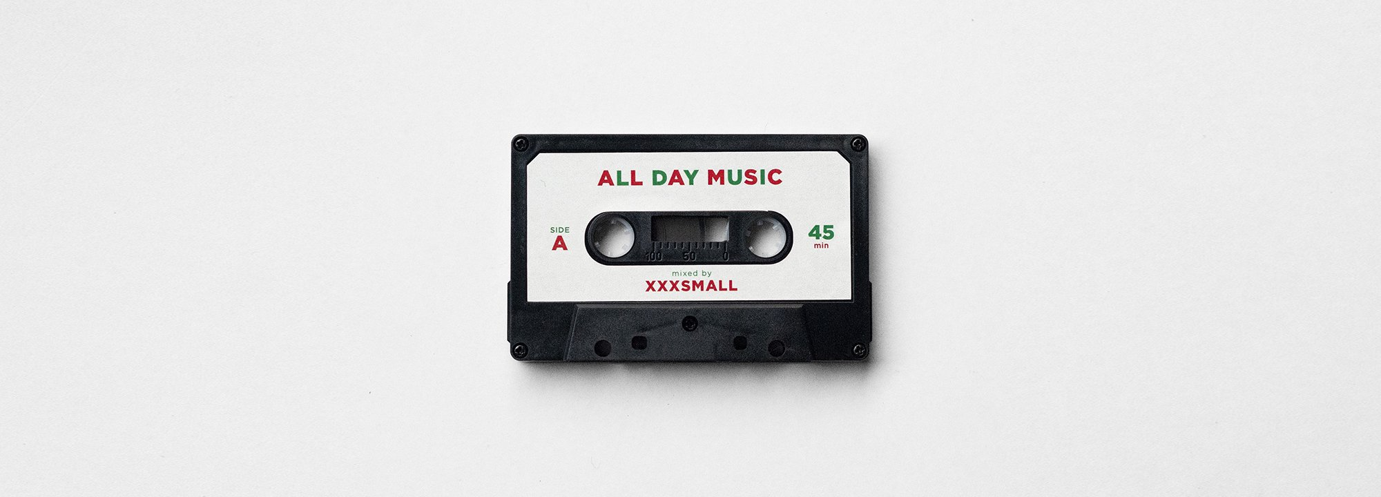 """ALL DAY MUSIC #10"" Mixed by XXXSMALL"