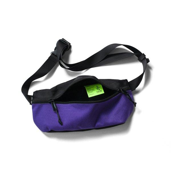 Crank Tokyo Hip Bag - Purple