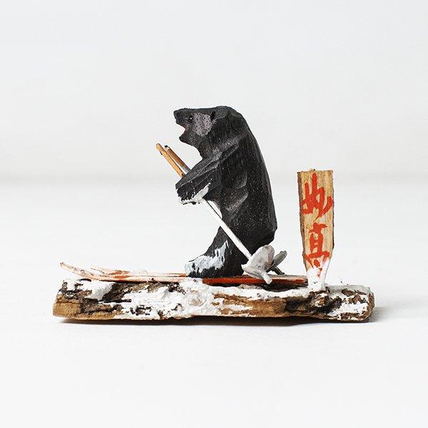 Vintage Object : 木っ端人形 熊