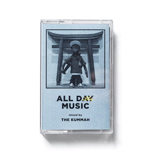 ALL DAY MUSIC #12 - Mixed by THE KUMMAH
