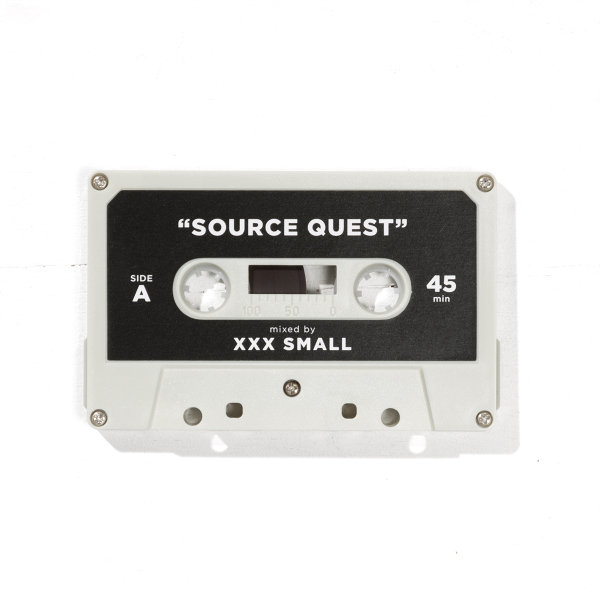 Mix Tape  - SOURCE QUEST BLACK