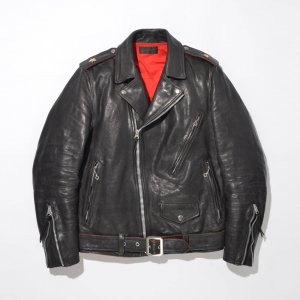 ROWDY DOUBLE RIDERS JACKET