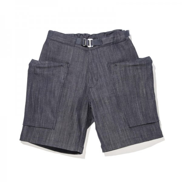 ACTIVITY SHORTS INDIGO