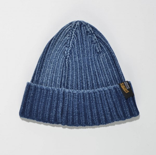 CMF KNIT CAP INDIGO 2 Color
