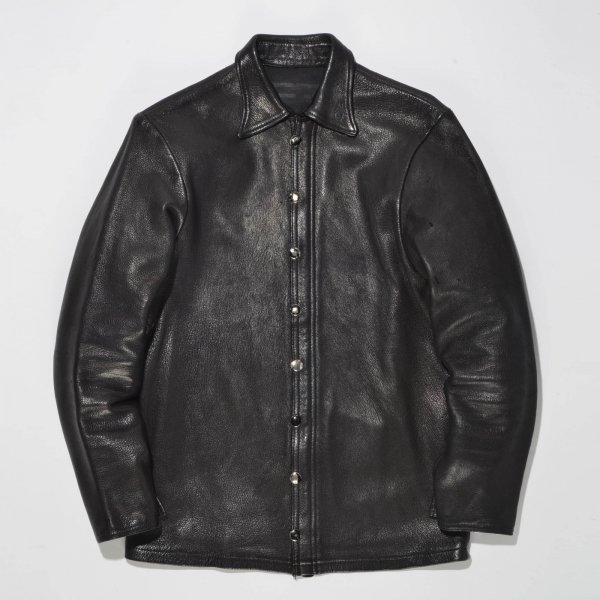 C.M.M. LEATHER SHIRT