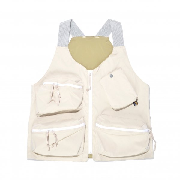 HUNTISH VEST【POLYESTER】
