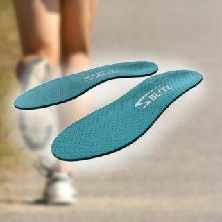 ランナーのためのインソールFoot-K ベーシックモデル ランニング(SuperBLITZ)