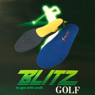 インソールBLITZ ゴルフ BLITZ-G(ブリッツ ゴルフモデル)