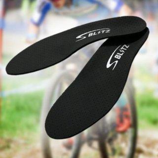【サイクリストにおすすめ】インソールFoot-K ベーシックモデル スポーツタイプ(SuperBLITZ)