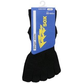 FFFsox(エフスリーソックス) 22.0-24.5cm ブラック