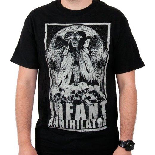 Infant Annihilator / インファント・アナイアレーター -  Goat Lord. Tシャツ【お取寄せ】