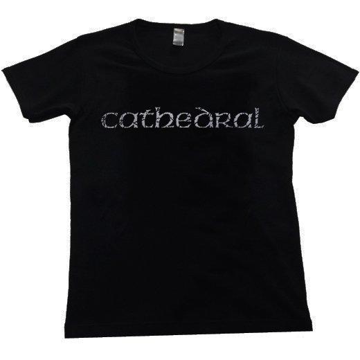 Cathedral / カテドラル - Logo. レディースTシャツ【お取寄せ】