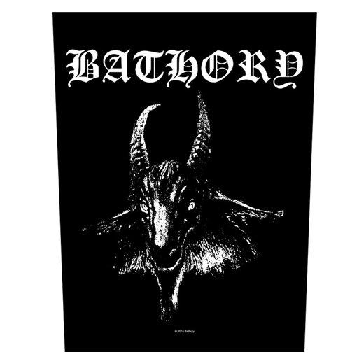 Bathory / バソリー - Goat. バックパッチ【お取寄せ】
