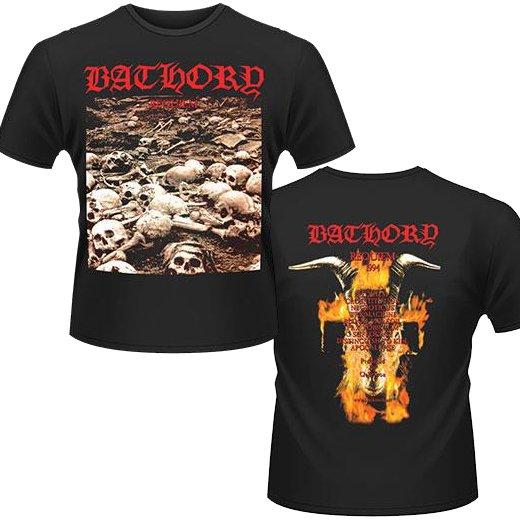 Bathory / バソリー - Requiem. Tシャツ【お取寄せ】