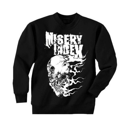 Misery Index / ミザリー・インデックス - Flameface. トレーナー【お取寄せ】