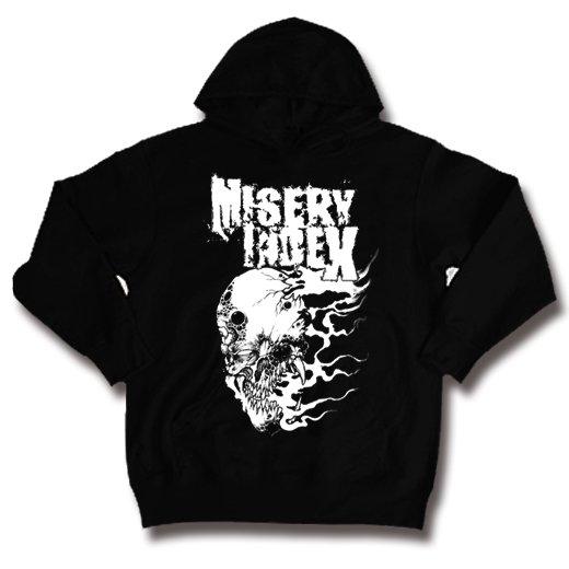 Misery Index / ミザリー・インデックス - Flameface. パーカー【お取寄せ】