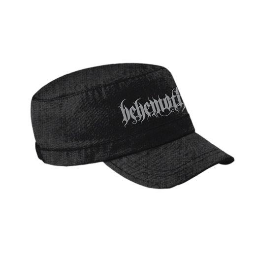 Behemoth / ベヒーモス - Logo. アーミーキャップ【お取寄せ】