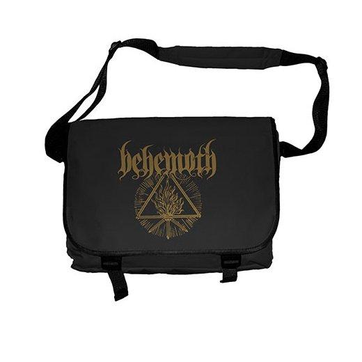 Behemoth / ベヒーモス - Furor Divinus. メッセンジャーバッグ【お取寄せ】