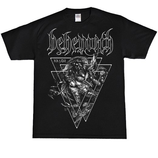 Behemoth / ベヒーモス - Xiadz. Tシャツ【お取寄せ】