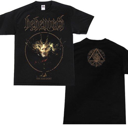 Behemoth / ベヒーモス - Satanist Album. Tシャツ【お取寄せ】