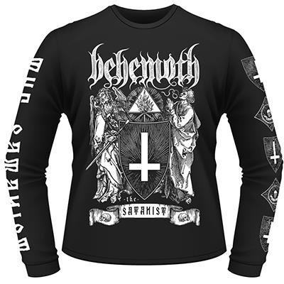 Behemoth / ベヒーモス - The Satanist. ロングスリーブTシャツ【お取寄せ】