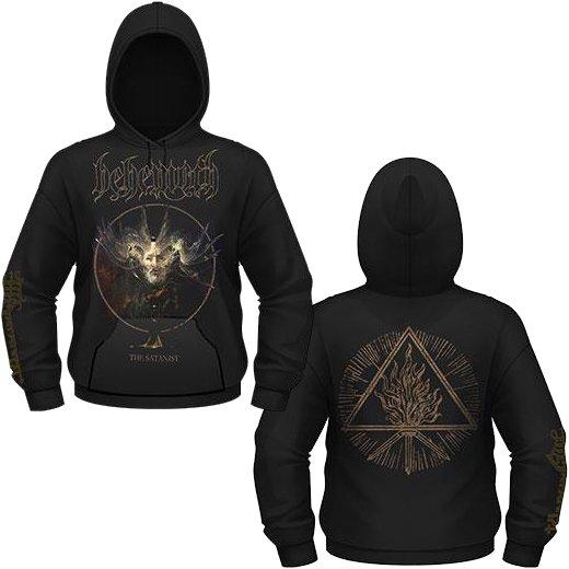 Behemoth / ベヒーモス - Satanist Album. パーカー【お取寄せ】