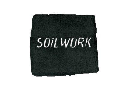 Soilwork / ソイルワーク - Logo. リストバンド【お取寄せ】