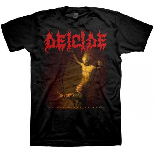 Deicide / ディーサイド - In The Minds Of Evil. Tシャツ【お取寄せ】