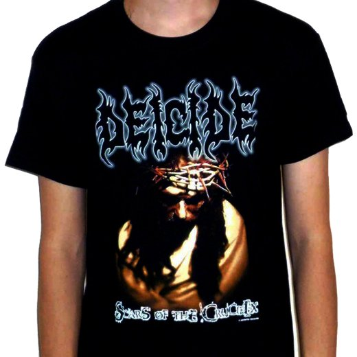 Deicide / ディーサイド - Scars of The Crucifix. Tシャツ【お取寄せ】