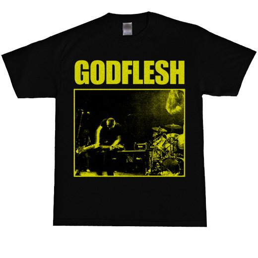 Godflesh / ゴッドフレッシュ - Slateman. Tシャツ【お取寄せ】