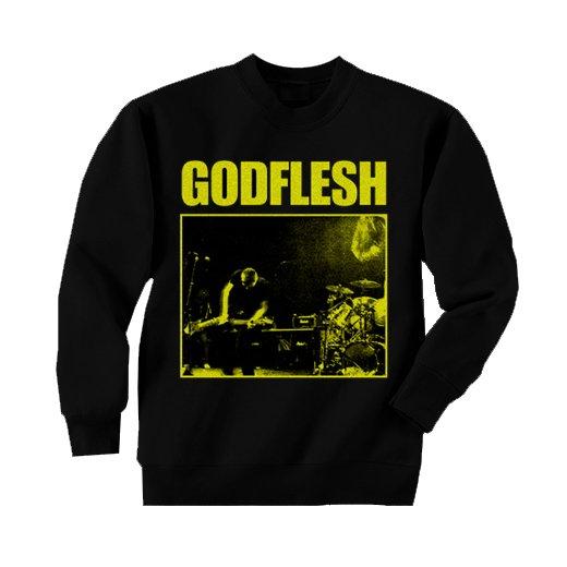 Godflesh / ゴッドフレッシュ - Slateman. トレーナー【お取寄せ】