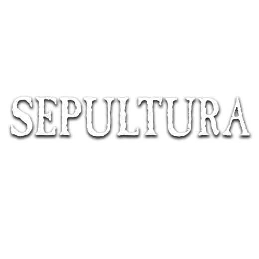 <img class='new_mark_img1' src='//img.shop-pro.jp/img/new/icons1.gif' style='border:none;display:inline;margin:0px;padding:0px;width:auto;' />Sepultura / セパルトゥラ - Logo. カーステッカー【お取寄せ】