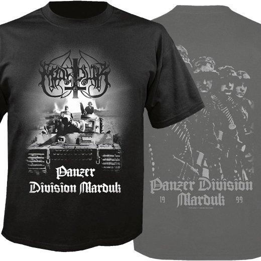 Marduk / マーダック - Panzer Division Marduk. Tシャツ【お取寄せ】