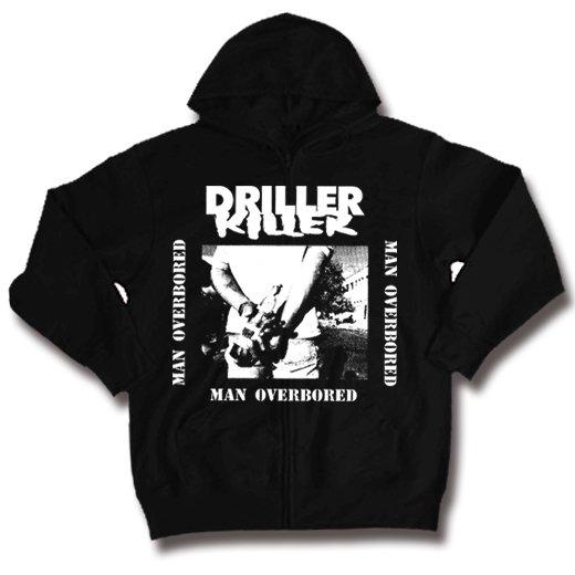 Driller Killer / ドリラー・キラー - Man Overboard. パーカー【お取寄せ】