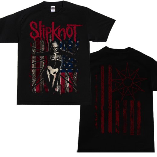 <img class='new_mark_img1' src='https://img.shop-pro.jp/img/new/icons1.gif' style='border:none;display:inline;margin:0px;padding:0px;width:auto;' />Slipknot / スリップノット - American Gothic. Tシャツ【お取寄せ】