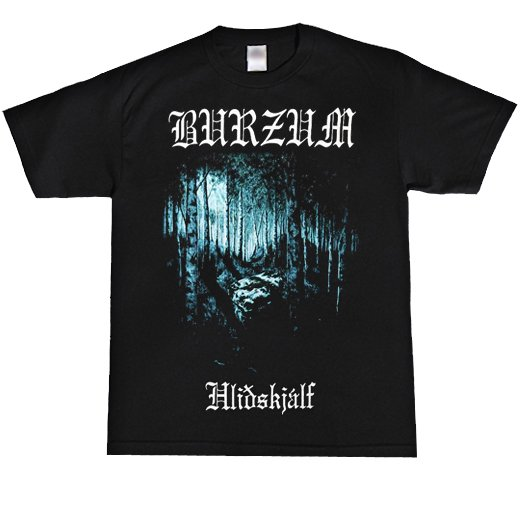 Burzum / バーズム - Hlidskjalf. Tシャツ【お取寄せ】