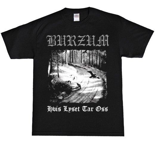 Burzum / バーズム - Hvis Lyset Tar Oss. Tシャツ【お取寄せ】