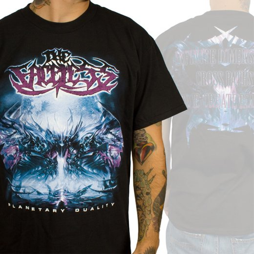 The Faceless / ザ・フェイスレス - Planetary Duality. Tシャツ【お取寄せ】