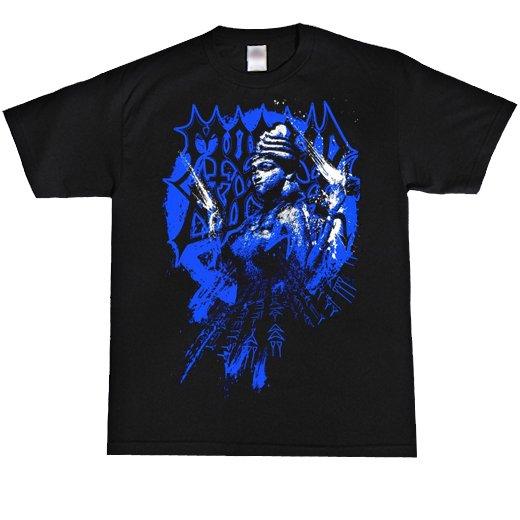 Morbid Angel / モービッド・エンジェル - Blue Inanna. Tシャツ【お取寄せ】