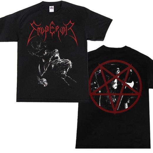 Emperor / エンペラー - Rider 2005. Tシャツ【お取寄せ】